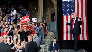 Trump 2020: A reelection machine like we