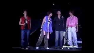 """F4 Concert Bangkok Fantasy with F4 """"Qing fei de yi"""""""