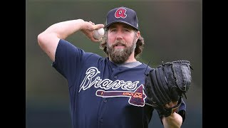 MLB Oldest Players 2017