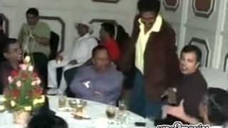 Thala Ajith and Ilayathalapathy Vijay at a Party