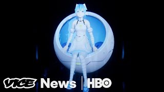 Japan's Virtual Wife & Barcelona Tourism: VICE News Tonight Full Episode (HBO)