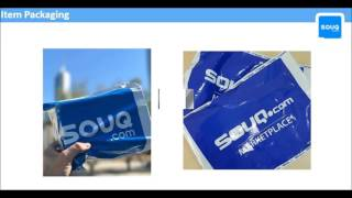 How to manage souq.com orders