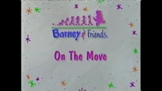 Barney: Making New Friends Custom Theme