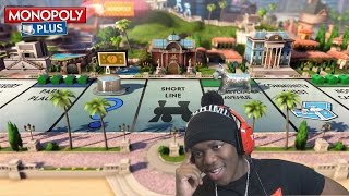 WHAT A GAME!!! | MONOPOLY XBOX ONE