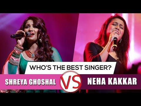 Xxx Mp4 Who39s The Better Singer Shreya Ghoshal VS Neha Kakkar 3gp Sex