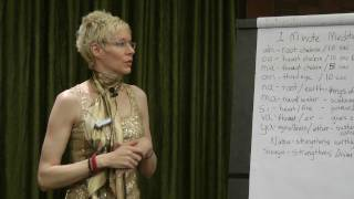 Introduction to One Minute Meditation - Mohini's YOU ARE DIVINE! Seminar (15 May 2011, Singapore)