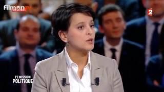 CLASH MARINE LE PEN ET NAJAT VALLAUD BELKACEM TRÈS VIOLENT!!