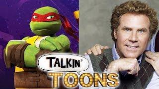 Sean Astin Does Teenage Mutant Ninja Turtles in Step Brothers! (Talkin