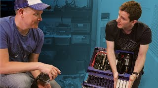160TB Server with Linus! (From Linus Tech Tips) - Smarter Every Day 222