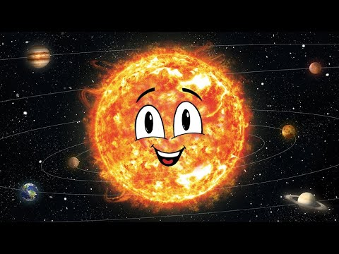 Planet Song for Kids/Solar System Song