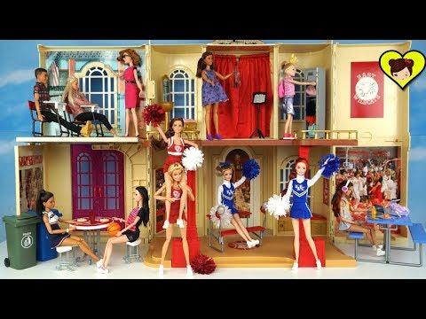 Xxx Mp4 Barbie Escuela De Muñecas Disney High School Musical Barbie Porristas 3gp Sex