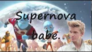 Shine Supernova   Cody Simpson Lyrics Video Escape from Planet Earth theme song flv   ClipConverter