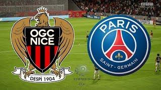Ligue 1 2018/19 - Nice Vs PSG - 29/09/18 - FIFA 18