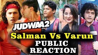 Salman Khan Vs Varun Dhawan - Judwaa Vs Judwaa 2 - Public Reaction