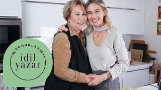Annemle Mutfağa Girdik ! - Cevizli Muzlu Muffin Tarifi - Şule Yazar