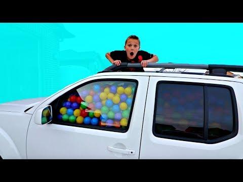 Xxx Mp4 BALL PIT BALLS PRANK Filled His Truck With Ball Pit Balls 3gp Sex