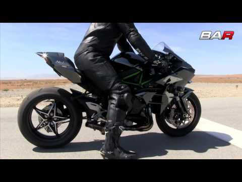 Kawasaki H2 vs Kawasaki Ninja ZX-10R - top speed