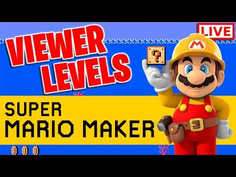 Xxx Mp4 Playing YOUR Super Mario Maker Levels Randomly Selected 3gp Sex
