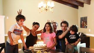 Heghineh Family Vlog #50 - Լուսինի Տարեդարձը - Heghineh Cooking Show