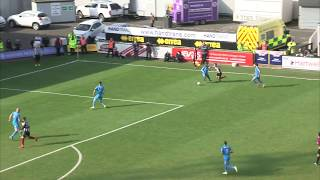 Highlights | Grimsby Town 2-2 Barnet FC