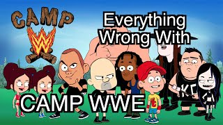 (RE-UPLOAD) Episode #102: Everything Wrong With Camp WWE S01E01