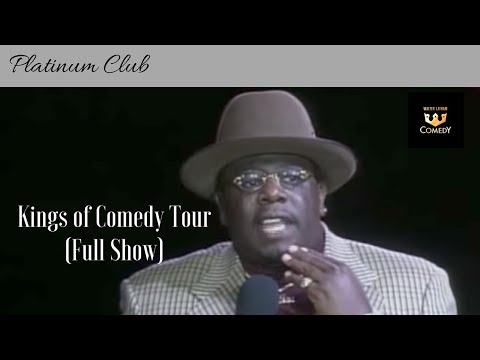 Kings of Comedy Tour Full Show EXCLUSIVE Atlantic City