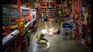 10 Minute Photo Challenge Kicked Out of Costco and Home Depot