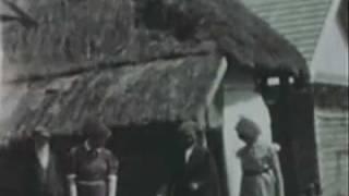 Wieś wołyńska w kolorze - 1937