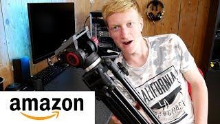 The Cheapest Pro Video Tripod on Amazon!!