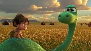 애니메이션 영화 '굿 다이노' 1차 예고편(The Good Dinosaur Official Trailer #1)