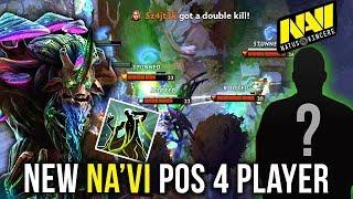 NaVi.velheor New Position 4 Player - New Hope?