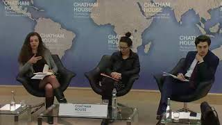 Demystifying the Syrian Conflict - Session 4: Civil Society and Communities