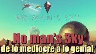 No Man's Sky  parece otro vídeojuego  | Una aventura desafiante