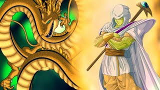 If The Almighty Dragon God - Zalama makes an Appearance in Dragon Ball Super 2