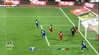 2nd Half - Highlights   Perspolis 0 Vs  2. Esteghlal - Tehran Derby  16.9.2011