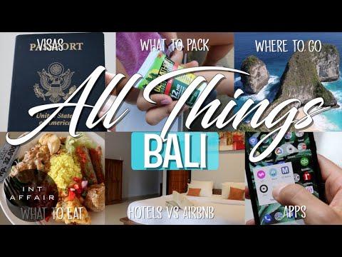 NO BULLSHIT GUIDE TO BALI INDONESIA
