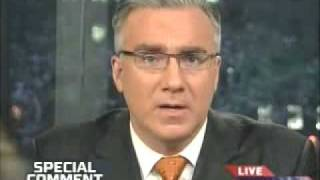 Special Comment on Gay Marriage by Keith Olbermann