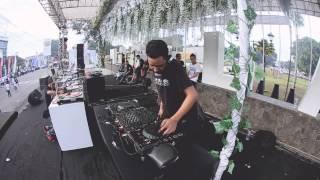 Magelang Flowerun - DJ Saddam with Booyah