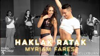 "Myriam Fares  - ""Haklak Rahtak"" | Fusion Bellydance | @JBELLYBURN"