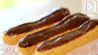 Beth's Foolproof Eclair Recipe | ENTERTAINING WITH BETH