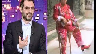 هيدا حكي مع عادل كرم -عادل كرم بيتمسخر: