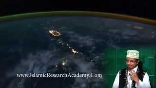 Khutba on Enter into Islam Completely Mufti Kazi Ibrahim www.IslamicResearchAcademy.Com
