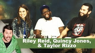 Riley Reid, Quincy Jones, & Taylor Rizzo | Getting Doug with High