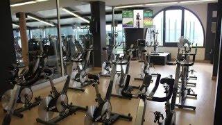 Diferentes Salas Fitness de Telegim.tv