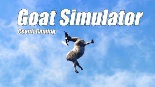 Goat simulator - Kecske agybaj