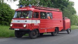 [DDR Nostalgie] LF 8 Feuerwehr Mittelpöllnitz
