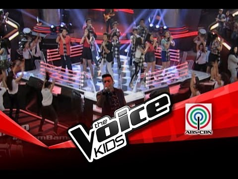The Voice Kids Philippines Battles Team Bamboo sings