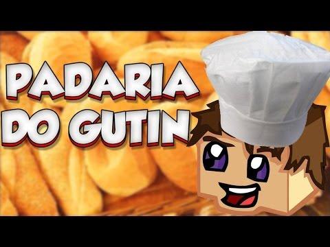 Minecraft: A Era do Futuro - Padaria do Gutin! #9