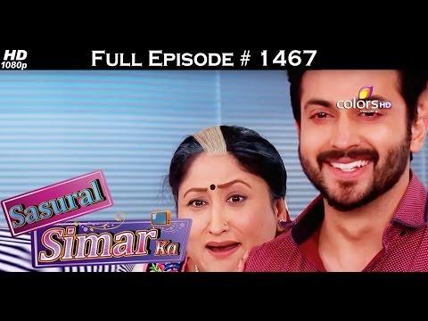 Sasural Simar Ka - 9th April 2016 - ससुराल सीमर का - Full Episode (HD)