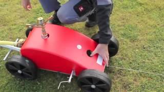 REMO 3T Compact - Zavlažovací vozík